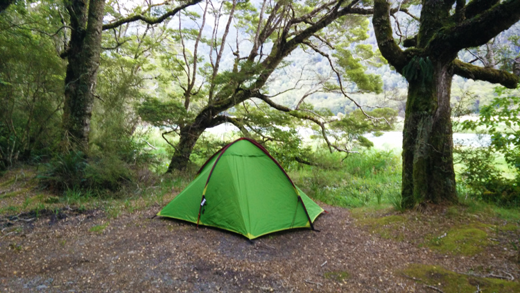 new zealand travel nouvelle zelande middle earth terre du milieu milford campsite