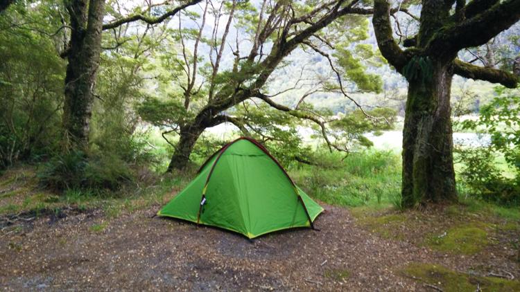 new zealand travel nouvelle zelande middle earth terre du milieu milford campsite