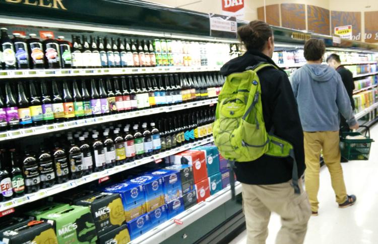 new zealand travel nouvelle zelande middle earth terre du milieu newworld supermarket beers collection