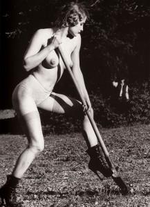 Ellen von Unwerth Revenge photographie erotique
