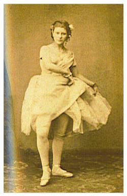 Danseuse inconnue