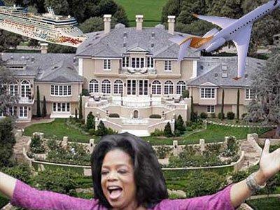 oprah properties