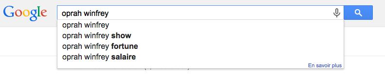 oprah winfrey google wealth