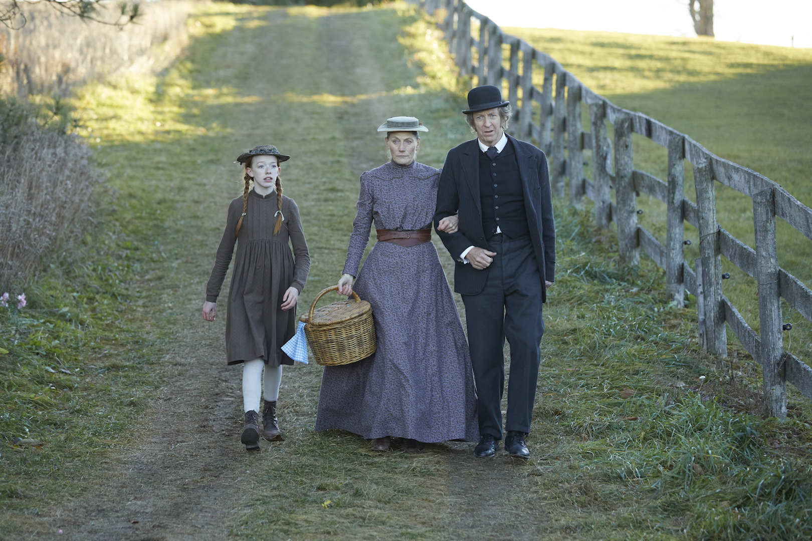 anne shirley cuthbert matthew marilla