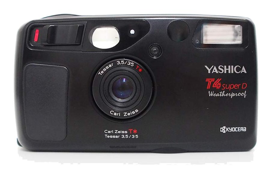 Yashica T4 Super D terry richardson