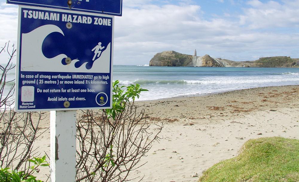 nouvelle zelande tsunami tremblement de terre séisme